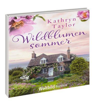 Wildblumensommer, 4 Audio-CDs, Kathryn Taylor