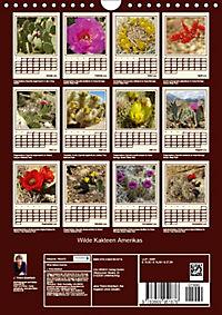 Wilde Kakteen Amerikas (Wandkalender 2019 DIN A4 hoch) - Produktdetailbild 13