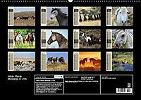 Wilde Pferde. Mustangs in USA (Wandkalender 2019 DIN A2 quer) - Produktdetailbild 1