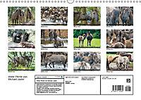 Wilde Pferde von Michael Jaster (Wandkalender 2019 DIN A3 quer) - Produktdetailbild 13