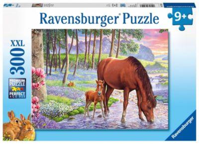Wilde Schönheit. Puzzle 300 Teile XXL