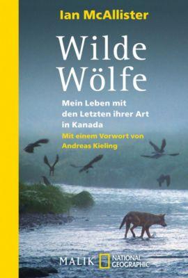 Wilde Wölfe, Ian McAllister