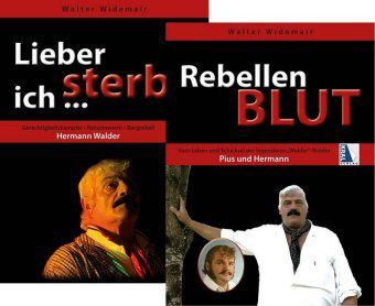 Wilderer-Set, 2 Bde., Walter Widemair