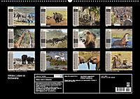 Wildes Leben in Botswana (Wandkalender 2019 DIN A2 quer) - Produktdetailbild 13