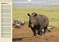 Wildes Leben in Botswana (Wandkalender 2019 DIN A4 quer) - Produktdetailbild 2