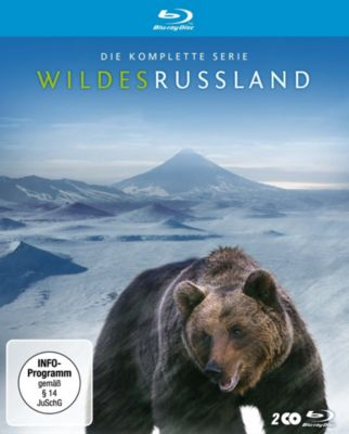 Wildes Russland, Diverse Interpreten