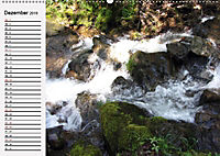 Wildes Wasser (Wandkalender 2019 DIN A2 quer) - Produktdetailbild 12