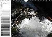 Wildes Wasser (Wandkalender 2019 DIN A4 quer) - Produktdetailbild 1