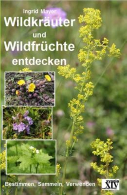 Wildkräuter und Wildfrüchte entdecken, Ingrid Mayer