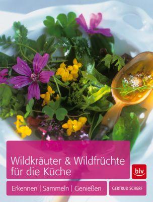 Wildkräuter & Wildfrüchte für die Küche - Gertrud Scherf |