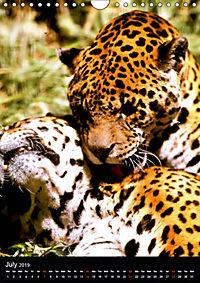 Wildlife in the African Savannah (Wall Calendar 2019 DIN A4 Portrait) - Produktdetailbild 7