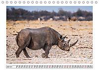 Wildlife - Tiere in Namibia (Tischkalender 2019 DIN A5 quer) - Produktdetailbild 4