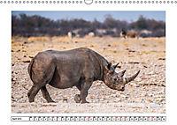 Wildlife - Tiere in Namibia (Wandkalender 2019 DIN A3 quer) - Produktdetailbild 4