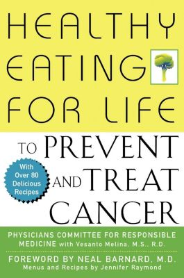 Wiley: Healthy Eating for Life to Prevent and Treat Cancer