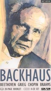 Wilhelm Backhaus (Various), Wilhelm Backhaus, Nso, Wp, Böhm