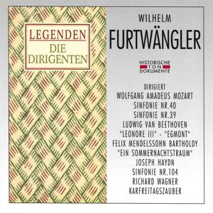 Wilhelm Furtwängler, Wilhelm Furtwängler