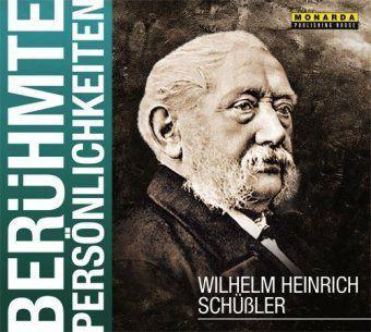 Wilhelm Heinrich Schüßler, 1 Audio-CD, Gritje Lewerenz