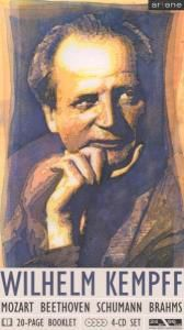 Wilhelm Kempff (Various), Wilhelm Kempff