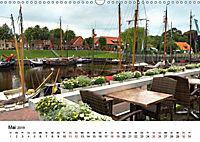 Wilhelmshaven und Umland - Idyllische Motive von Häfen, Meer und Landschaft (Wandkalender 2019 DIN A3 quer) - Produktdetailbild 5