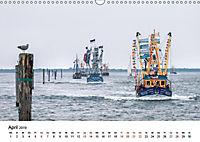 Wilhelmshaven und Umland - Idyllische Motive von Häfen, Meer und Landschaft (Wandkalender 2019 DIN A3 quer) - Produktdetailbild 4