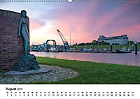 Wilhelmshaven und Umland - Idyllische Motive von Häfen, Meer und Landschaft (Wandkalender 2019 DIN A2 quer) - Produktdetailbild 8