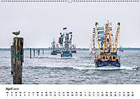 Wilhelmshaven und Umland - Idyllische Motive von Häfen, Meer und Landschaft (Wandkalender 2019 DIN A2 quer) - Produktdetailbild 4