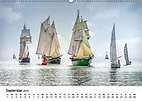 Wilhelmshaven und Umland - Idyllische Motive von Häfen, Meer und Landschaft (Wandkalender 2019 DIN A2 quer) - Produktdetailbild 9