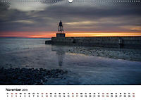 Wilhelmshaven und Umland - Idyllische Motive von Häfen, Meer und Landschaft (Wandkalender 2019 DIN A2 quer) - Produktdetailbild 11