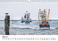 Wilhelmshaven und Umland - Idyllische Motive von Häfen, Meer und Landschaft (Wandkalender 2019 DIN A4 quer) - Produktdetailbild 4