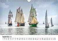 Wilhelmshaven und Umland - Idyllische Motive von Häfen, Meer und Landschaft (Wandkalender 2019 DIN A4 quer) - Produktdetailbild 9