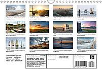 Wilhelmshaven und Umland - Idyllische Motive von Häfen, Meer und Landschaft (Wandkalender 2019 DIN A4 quer) - Produktdetailbild 13
