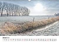 Wilhelmshaven und Umland - Idyllische Motive von Häfen, Meer und Landschaft (Wandkalender 2019 DIN A3 quer) - Produktdetailbild 1