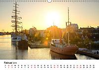 Wilhelmshaven und Umland - Idyllische Motive von Häfen, Meer und Landschaft (Wandkalender 2019 DIN A3 quer) - Produktdetailbild 2