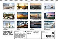 Wilhelmshaven und Umland - Idyllische Motive von Häfen, Meer und Landschaft (Wandkalender 2019 DIN A3 quer) - Produktdetailbild 13