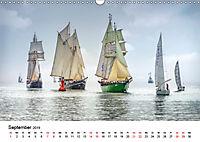 Wilhelmshaven und Umland - Idyllische Motive von Häfen, Meer und Landschaft (Wandkalender 2019 DIN A3 quer) - Produktdetailbild 9