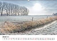 Wilhelmshaven und Umland - Idyllische Motive von Häfen, Meer und Landschaft (Wandkalender 2019 DIN A2 quer) - Produktdetailbild 1