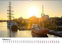 Wilhelmshaven und Umland - Idyllische Motive von Häfen, Meer und Landschaft (Wandkalender 2019 DIN A2 quer) - Produktdetailbild 2