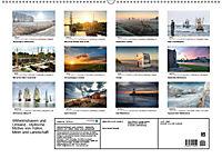 Wilhelmshaven und Umland - Idyllische Motive von Häfen, Meer und Landschaft (Wandkalender 2019 DIN A2 quer) - Produktdetailbild 13