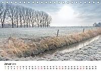 Wilhelmshaven und Umland - Idyllische Motive von Häfen, Meer und Landschaft (Tischkalender 2019 DIN A5 quer) - Produktdetailbild 1