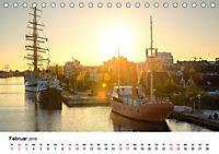Wilhelmshaven und Umland - Idyllische Motive von Häfen, Meer und Landschaft (Tischkalender 2019 DIN A5 quer) - Produktdetailbild 2