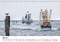 Wilhelmshaven und Umland - Idyllische Motive von Häfen, Meer und Landschaft (Tischkalender 2019 DIN A5 quer) - Produktdetailbild 4