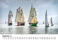 Wilhelmshaven und Umland - Idyllische Motive von Häfen, Meer und Landschaft (Tischkalender 2019 DIN A5 quer) - Produktdetailbild 9