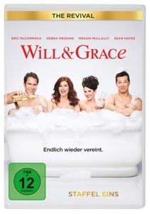 Will and Grace (Revival)-Staffel 1, Debra Messing,Sean Hayes Eric McCormack