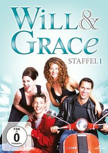 Will & Grace - Season 1, Debra Messing,megan Mullally Eric Mccormack