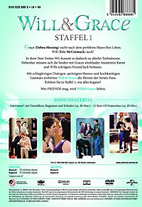 Will & Grace - Season 1 - Produktdetailbild 1