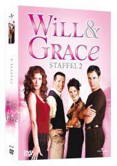 Will & Grace - Season 2, Debra Messing,megan Mullally Eric Mccormack
