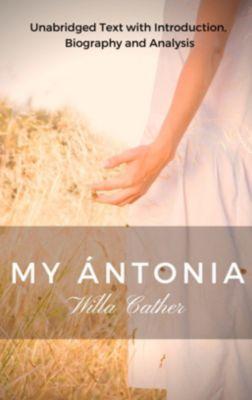 Willa Cather My Antonia, Willa Cather