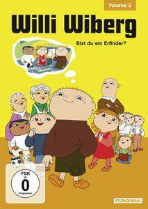 Willi Wiberg, Volume 2 - Bist du ein Erfinder?, Gunilla Bergström