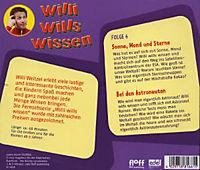 Willi wills wissen 4: Sonne, Mond und Sterne - Produktdetailbild 1