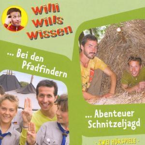 Willi wills wissen 9: Schnitzeljagd / Pfadfindern, Willi Wills Wissen